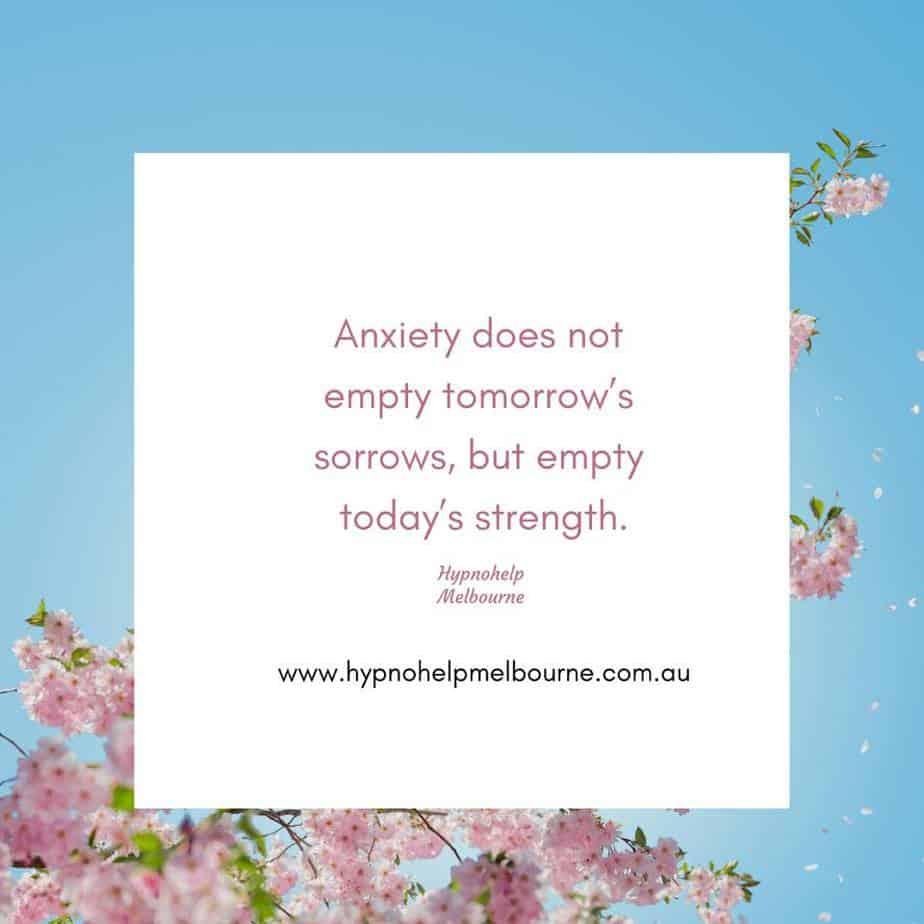 Hypnohelp Melbourne Anxiety Hypnosis