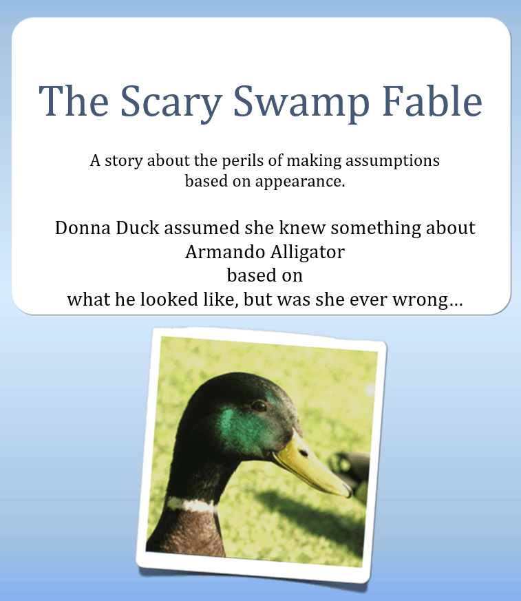 The Scary Swamp Fable