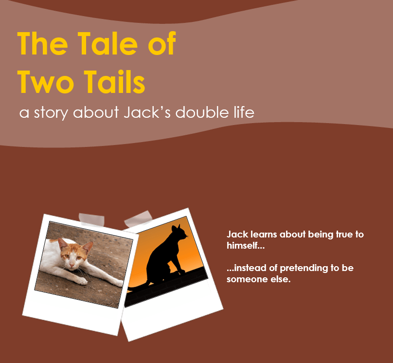 The Tale of Two Tails
